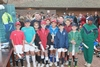 Chad, Anthony, Ross, Chase and some other boys that were selected for the Umgeni Mambas development team.